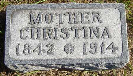 CARLSON, CHRISTINA - Lincoln County, South Dakota | CHRISTINA CARLSON - South Dakota Gravestone Photos