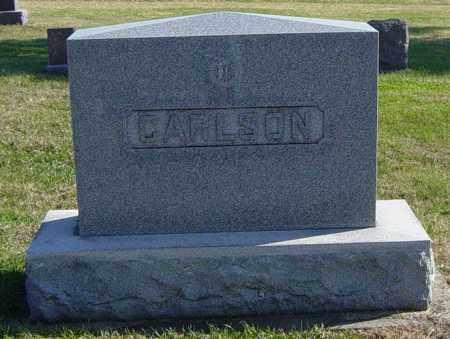 CARLSON FAMILY MEMORIAL, CARL A - Lincoln County, South Dakota | CARL A CARLSON FAMILY MEMORIAL - South Dakota Gravestone Photos