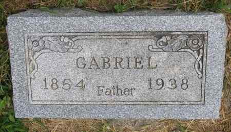 CARLSON, GABRIEL - Lincoln County, South Dakota   GABRIEL CARLSON - South Dakota Gravestone Photos