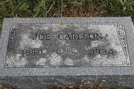 CARLSON, JOE - Lincoln County, South Dakota | JOE CARLSON - South Dakota Gravestone Photos
