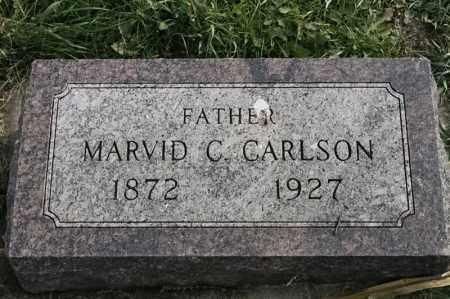 CARLSON, MARVID C - Lincoln County, South Dakota | MARVID C CARLSON - South Dakota Gravestone Photos
