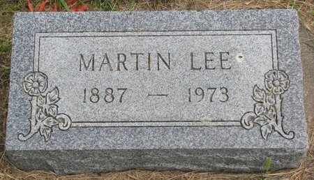 CARLSON, MARTIN LEE - Lincoln County, South Dakota   MARTIN LEE CARLSON - South Dakota Gravestone Photos
