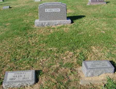 CARLSON PLOT, OTTO - Lincoln County, South Dakota | OTTO CARLSON PLOT - South Dakota Gravestone Photos