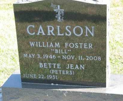CARLSON, BETTE JEAN - Lincoln County, South Dakota | BETTE JEAN CARLSON - South Dakota Gravestone Photos