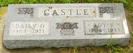 CASTLE, DAISY O - Lincoln County, South Dakota | DAISY O CASTLE - South Dakota Gravestone Photos