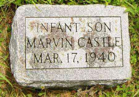 CASTLE, MARVIN - Lincoln County, South Dakota   MARVIN CASTLE - South Dakota Gravestone Photos