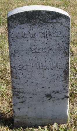 CHASE, C W - Lincoln County, South Dakota | C W CHASE - South Dakota Gravestone Photos