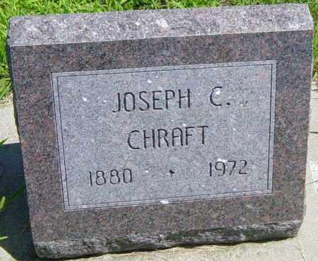 CHRAFT, JOSEPH C - Lincoln County, South Dakota   JOSEPH C CHRAFT - South Dakota Gravestone Photos