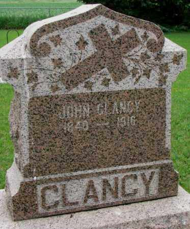 CLANCY, JOHN - Lincoln County, South Dakota | JOHN CLANCY - South Dakota Gravestone Photos