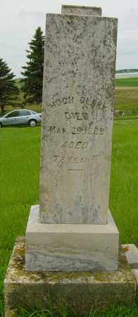 CLARK, HUGH - Lincoln County, South Dakota   HUGH CLARK - South Dakota Gravestone Photos