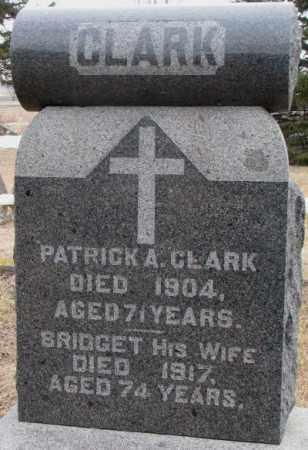 CLARK, BRIDGET - Lincoln County, South Dakota | BRIDGET CLARK - South Dakota Gravestone Photos