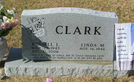 CLARK, RUSSEL L - Lincoln County, South Dakota | RUSSEL L CLARK - South Dakota Gravestone Photos