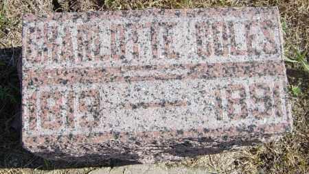 COLES, CHARLOTTE - Lincoln County, South Dakota   CHARLOTTE COLES - South Dakota Gravestone Photos