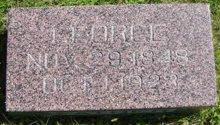 COLLINGS, GEORGE - Lincoln County, South Dakota | GEORGE COLLINGS - South Dakota Gravestone Photos