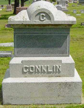CONKLIN FAMILY MEMORIAL, REV VOLNEY B - Lincoln County, South Dakota | REV VOLNEY B CONKLIN FAMILY MEMORIAL - South Dakota Gravestone Photos