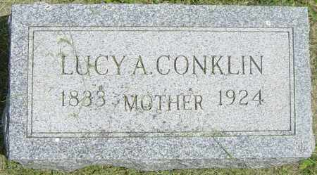 CONKLIN, LUCY A - Lincoln County, South Dakota | LUCY A CONKLIN - South Dakota Gravestone Photos