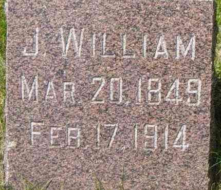 CORSON, J WILLIAM - Lincoln County, South Dakota | J WILLIAM CORSON - South Dakota Gravestone Photos