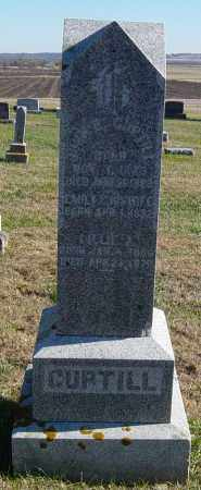 CUPTILL, EMILY - Lincoln County, South Dakota | EMILY CUPTILL - South Dakota Gravestone Photos