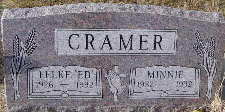"CRAMER, EELKE ""ED"" - Lincoln County, South Dakota 