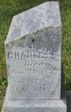 CRAWFORD, CHARLES E - Lincoln County, South Dakota | CHARLES E CRAWFORD - South Dakota Gravestone Photos