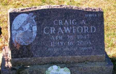 CRAWFORD, CRAIG A - Lincoln County, South Dakota | CRAIG A CRAWFORD - South Dakota Gravestone Photos