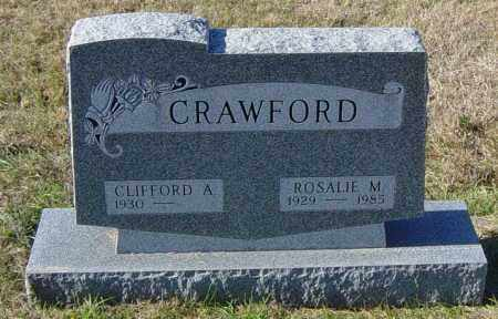 "CRAWFORD, CLIFFORD A ""KIP"" - Lincoln County, South Dakota 