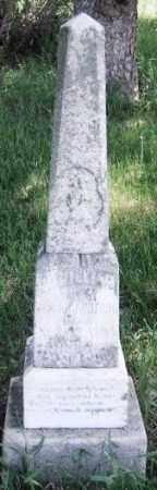 CRAWFORD, J. WILLIAM - Lincoln County, South Dakota | J. WILLIAM CRAWFORD - South Dakota Gravestone Photos
