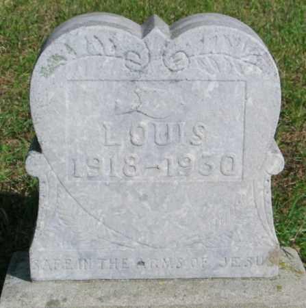 CRAWFORD, LOUIS - Lincoln County, South Dakota   LOUIS CRAWFORD - South Dakota Gravestone Photos