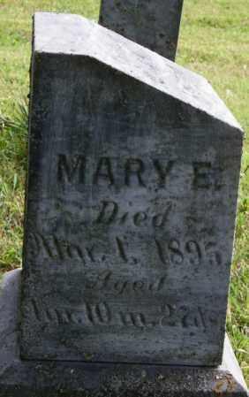 CRAWFORD, MARY E. - Lincoln County, South Dakota | MARY E. CRAWFORD - South Dakota Gravestone Photos