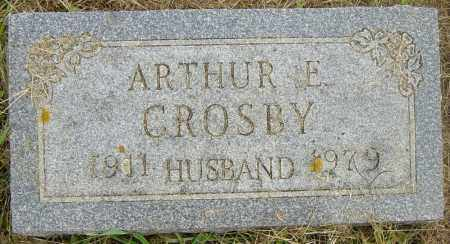 CROSBY, ARTHUR E - Lincoln County, South Dakota | ARTHUR E CROSBY - South Dakota Gravestone Photos