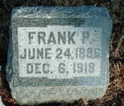 CUPPETT, FRANK P. - Lincoln County, South Dakota | FRANK P. CUPPETT - South Dakota Gravestone Photos