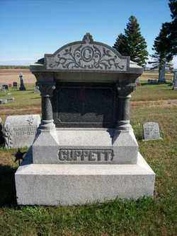 CUPPETT FAMILY PLOT, WILLIAM - Lincoln County, South Dakota | WILLIAM CUPPETT FAMILY PLOT - South Dakota Gravestone Photos