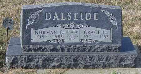 DALESIDE, GRACE L - Lincoln County, South Dakota | GRACE L DALESIDE - South Dakota Gravestone Photos