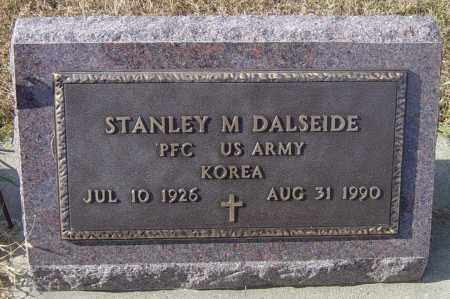 DALESIDE, STANLEY M - Lincoln County, South Dakota | STANLEY M DALESIDE - South Dakota Gravestone Photos