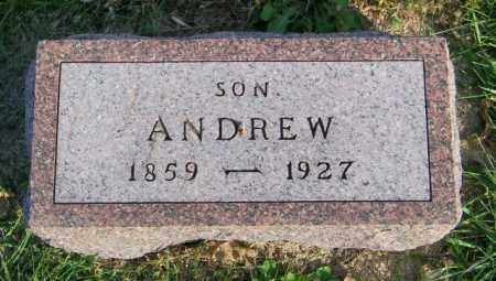 DANIELSON, ANDREW - Lincoln County, South Dakota   ANDREW DANIELSON - South Dakota Gravestone Photos