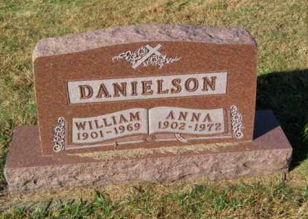 DANIELSON, WILLIAM - Lincoln County, South Dakota | WILLIAM DANIELSON - South Dakota Gravestone Photos