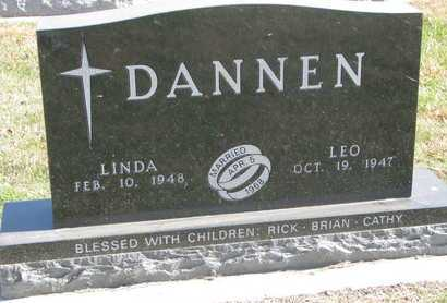 DANNEN, LEO - Lincoln County, South Dakota | LEO DANNEN - South Dakota Gravestone Photos