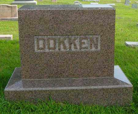 DOKKEN FAMILY MEMORIAL, MARTHA G - Lincoln County, South Dakota | MARTHA G DOKKEN FAMILY MEMORIAL - South Dakota Gravestone Photos
