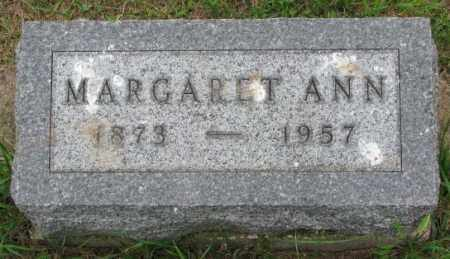 DONAHUE, MARGARET ANN - Lincoln County, South Dakota | MARGARET ANN DONAHUE - South Dakota Gravestone Photos