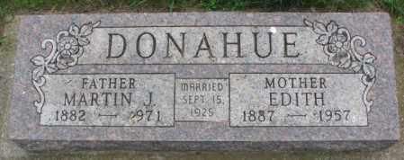 DONAHUE, MARTIN J. - Lincoln County, South Dakota | MARTIN J. DONAHUE - South Dakota Gravestone Photos