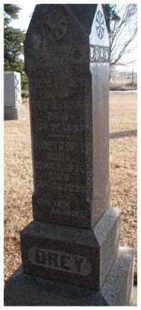 DREY, SYDNEY D. - Lincoln County, South Dakota | SYDNEY D. DREY - South Dakota Gravestone Photos