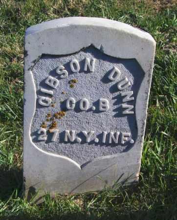 DUNN, GIBSON - Lincoln County, South Dakota | GIBSON DUNN - South Dakota Gravestone Photos