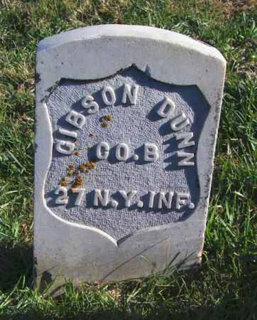 DUNN, GIBSON - Lincoln County, South Dakota | GIBSON DUNN - South Dakota Gravestone Photos