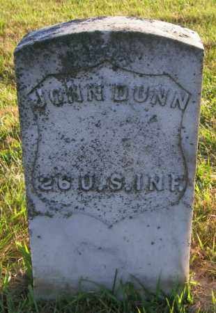 DUNN, JOHN - Lincoln County, South Dakota | JOHN DUNN - South Dakota Gravestone Photos