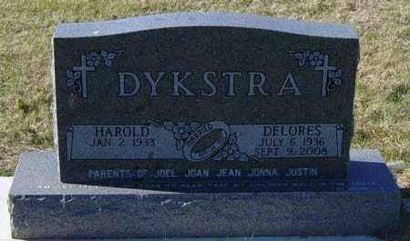 DYKSTRA, HAROLD - Lincoln County, South Dakota | HAROLD DYKSTRA - South Dakota Gravestone Photos