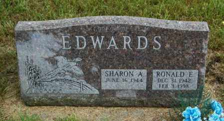 EDWARDS, SHARON A - Lincoln County, South Dakota | SHARON A EDWARDS - South Dakota Gravestone Photos