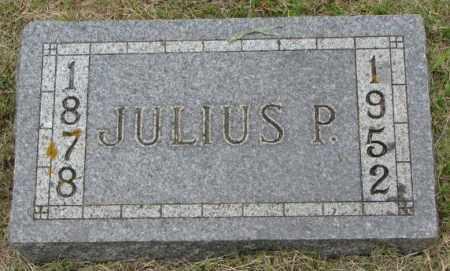 EGGE, JULIUS P. - Lincoln County, South Dakota | JULIUS P. EGGE - South Dakota Gravestone Photos