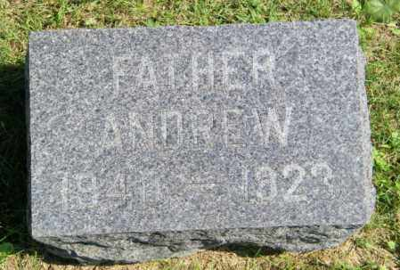 PETERSON, ANDREW - Lincoln County, South Dakota | ANDREW PETERSON - South Dakota Gravestone Photos