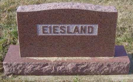 EIESLAND FAMILY MEMORIAL, OLAF A - Lincoln County, South Dakota | OLAF A EIESLAND FAMILY MEMORIAL - South Dakota Gravestone Photos