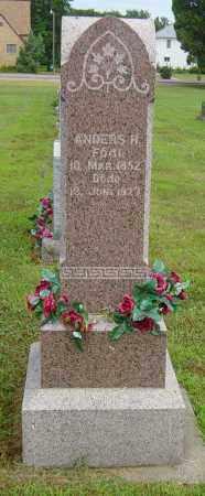 EKLE, ANDERS H - Lincoln County, South Dakota | ANDERS H EKLE - South Dakota Gravestone Photos